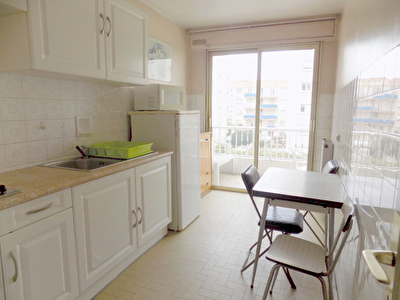 Appartement Cannes La Bocca 1 pièce(s) 36 m2 - centre ville - parking